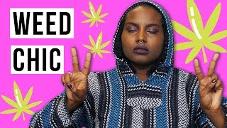 Top 5 Ways To Show Youre A Stoner - Weed Style Guide // Fringe Binge | HISSYFIT