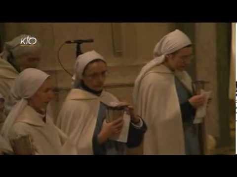 Vêpres et Eucharistie du 1er février 2014