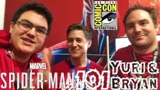 Spider-Man PS4: 101 - Marvel