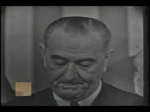 56e. Lyndon Johnson's
