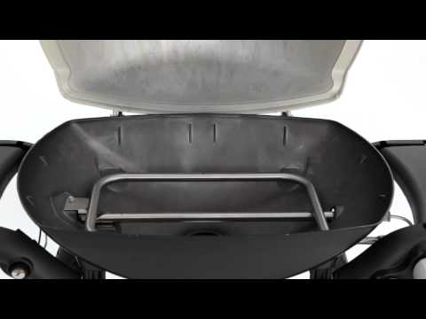 Weber Q 3200 Gas Grill with Cart