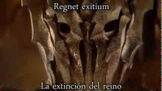 Avenged Sevenfold - Requiem (subtítulos español/inglés)