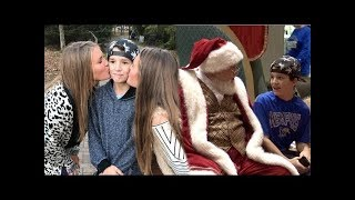 13 Year Old Gets Kisses With A Trick!