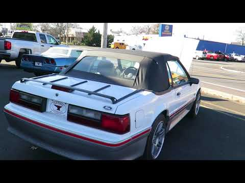 Video of '89 Mustang GT - MCHP