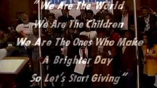 USA for Africa - We Are The World (Instrumental Version - Chorus Only)