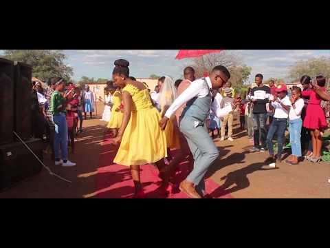 BEST EVER WEDDING CHOREOGRAPHY - TOPISI, BOTSWANA