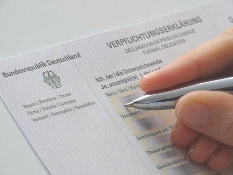 Как сделать приглашение в Германию: официальное и неофициальное, какое выбрать? Мой личный опыт