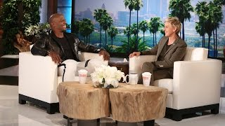 Terry Crews on Joining 'Brooklyn Nine-Nine'