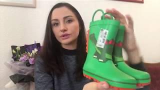 Покупки детской  одежды Next   Carter