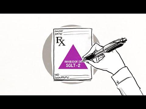 Cómo funciona un inhibidor SGLT-2