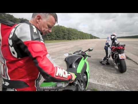 MV Agusta F4RR vs Kawasaki ZX-10R vs BMW S1000RR