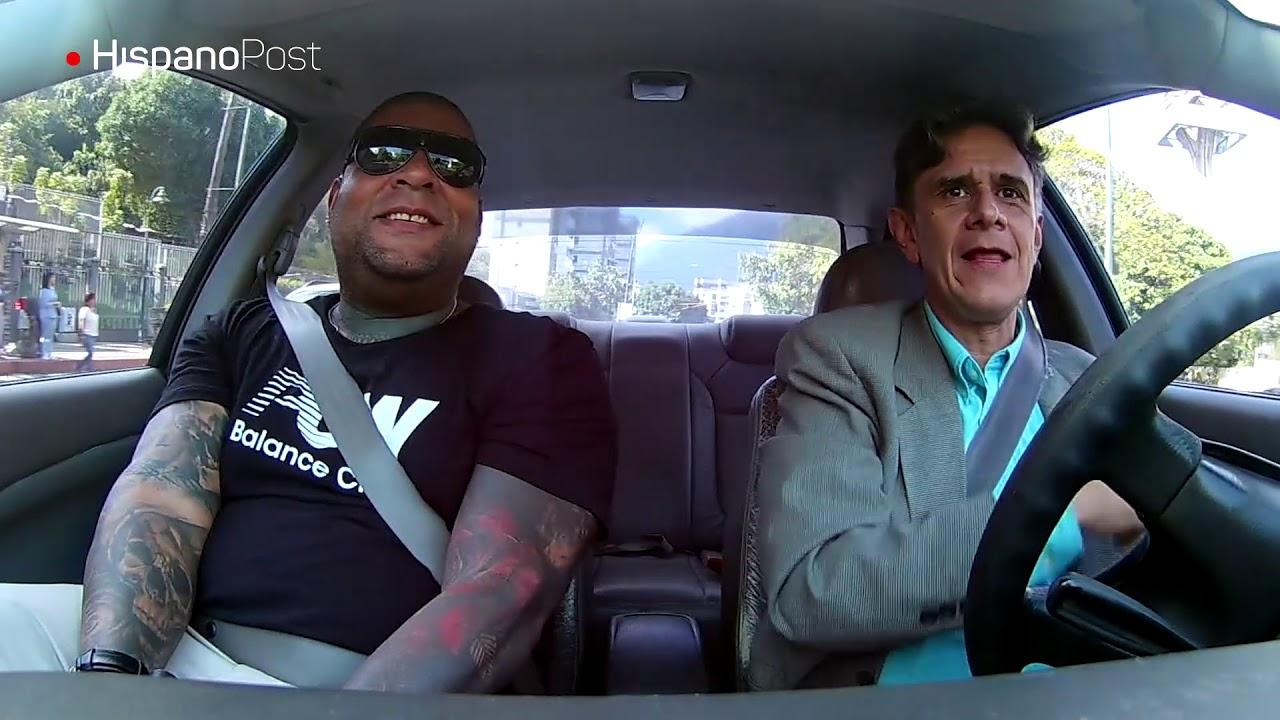 Al volante con Budú