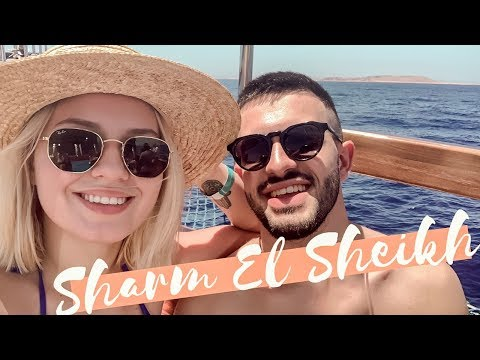 EGYPT DIARIES || Sharm El Sheikh | Safari | Boat Trip | Hotel Review | SARA KARAJ