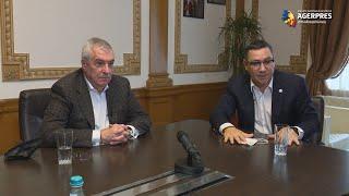Parlamentare2020/INTERVIU/Ponta: În situaţie de criză, nu ai formula clasică; Tăriceanu: După alegeri, Guvern din toate partidele parlamentare
