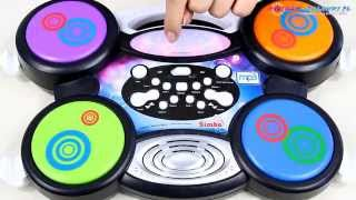 MP3 I-Drum / Perkusja Elektroniczna MP3 - Simba - 106835639 - Recenzja