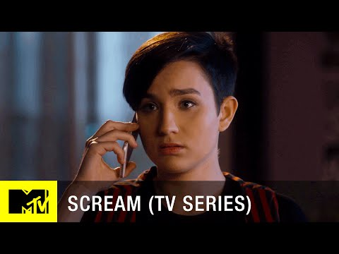 Scream 2.03 (Clip 'Audrey's Killer Phone Call')