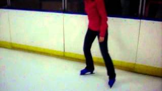 English-language-school-of-cape-town-grand-west-casino-ice-skating-part1