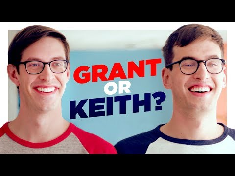 Is Grant Keith from Buzzfeed?
