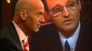 Barend & Van Dorp Met  Pim Fortuyn 5 April 2002