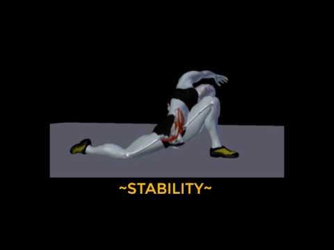 Złożone ćwiczenia korekcyjne dla kręgosłupa mięśni pleców i brzucha