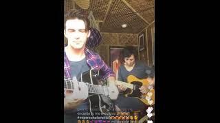 Drake Bell - Run Away Acoustic  (Instagram Live)