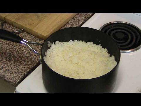 How To Cook Boiled Rice | One Pot Chef