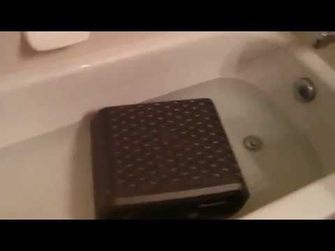 Sentry Safe CHW30100 Review & Waterproof Test