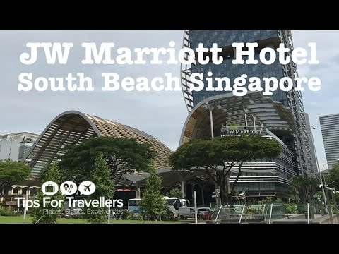 JW Marriott South Beach Hotel Singapore – Room 2110 Tour. The best and most trendy place to stay?