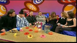 East 17 Interview, 1993 The Word BRIAN HARVEY TOM WATKINS
