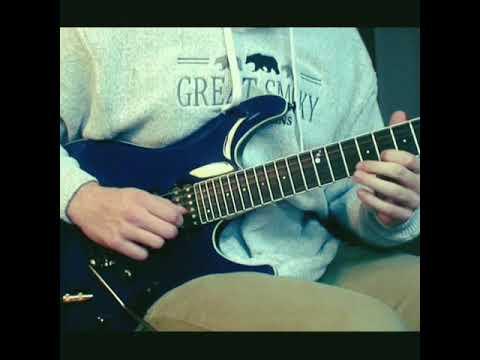 A guitar solo contest I participated in