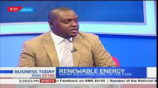 Business Today - 14th December 2017 - Discussion on Renewable Energy in Africa