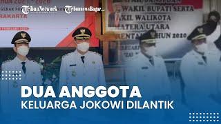 Dalam Sehari, Dua Anggota Keluarga Jokowi Dilantik Jadi Wali Kota, Gibran di Solo dan Bobby di Medan
