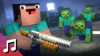 ♪ The Fat Rat - Unity (Minecraft Animation) [Music Video]