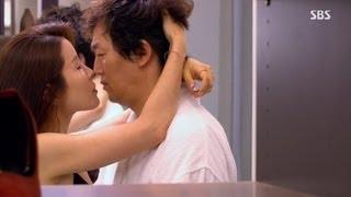 이태란, 아들 갖기 위해 김정태 아찔유혹 @결혼의 여신 7회
