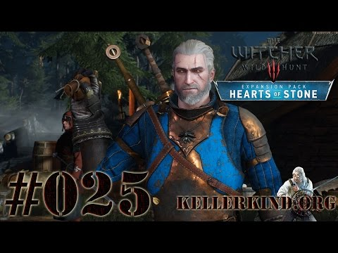 The Witcher 3: Hearts of Stone #025 - Das Herz des Waldes ★ EmKa plays Hearts of Stone [HD|60FPS]