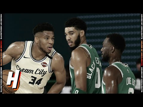 Boston Celtics vs Milwaukee Bucks – Full Game Highlights | July 31, 2020 | 2019-20 NBA Season