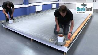 How to install an EPDM Roof (Video)