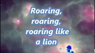 GOD's Not Dead (Like A Lion)  By  NewsBoys with Lyrics
