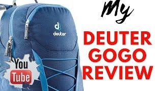 Deuter Gogo Review ( Philippine Version )