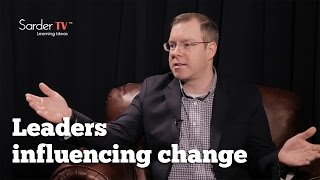 How can leaders influence change? by Regis Courtemanche, Director of Learning at BuzzFeed