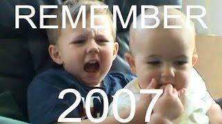 REMEMBER 2007