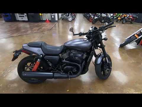 2017 Harley-Davidson Street Rod 750 XG750A
