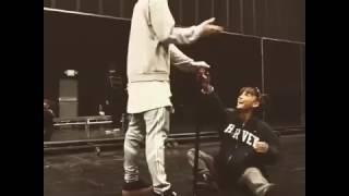 Ariana Grande Dangerous Woman Diares #1 Trust  (DWT Rehearsal)