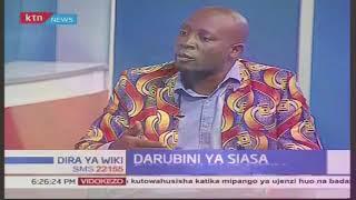 Darubini ya siasa: Ubomozi wa makazi Kibera (Sehemu ya Kwanza)