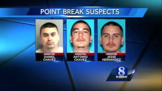 MASSIVE POLICE BUST TARGETS FRESNO GANG, MOSTLY FOR FINANCIAL & SEX