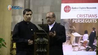 Testimonio del Padre Khalil Jarr sobre los cristianos perseguidos de Siria
