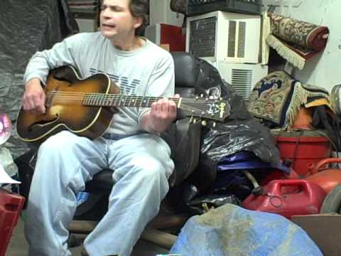 BILL DERIEUX -WISH YOU WERE HERE-PINK FLOYD COVER 3-16-12.