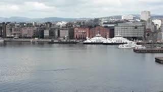 Осло-фьорд - добро пожаловать в Норвегию!