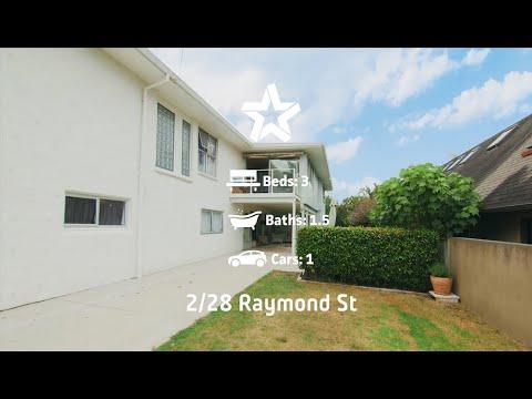 2/28 Raymond Street, Pt Chevalier
