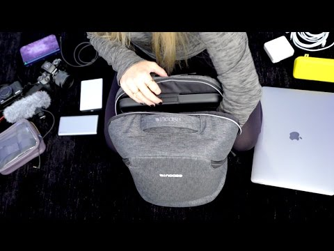 What's in my gear bag?